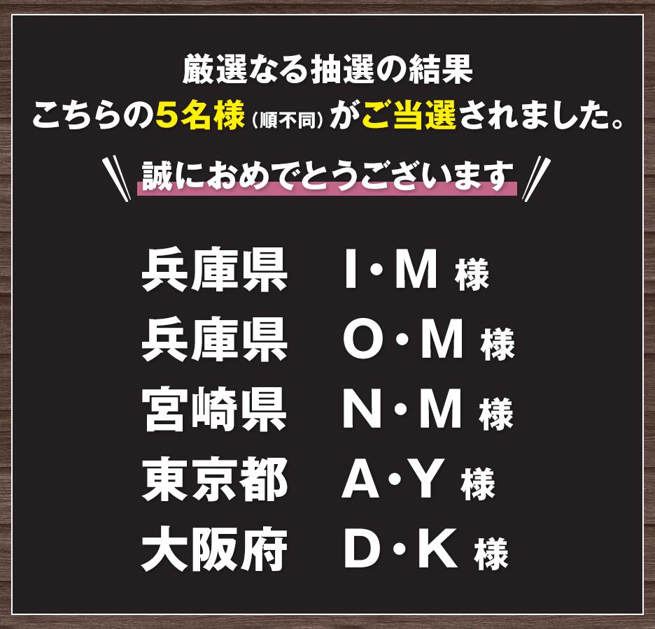 新商品「konemuri」発売記念キャンペーン結果発表