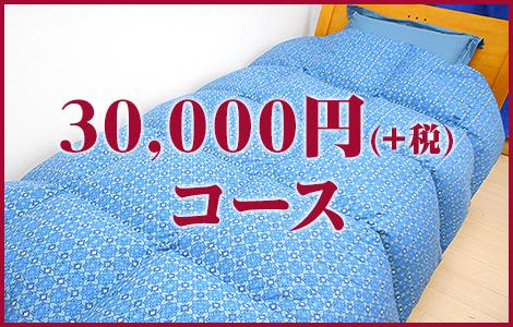 30,000円(+税)コース