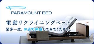 パラマウントベッド/インタイムシリーズ 電動リクライニングベッド